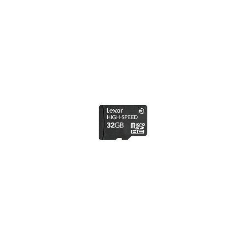 Lexar MicroSDHC Card 32GB without adapter (Class 10)