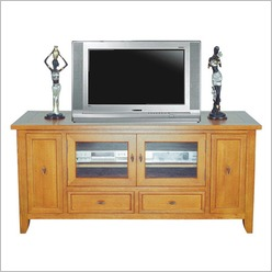Cooper - Cotinio Entertainment Unit with Pull Outs in New English - TV Units