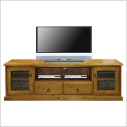 Bay Street - Sierra TV Unit Colour: Blackwood - TV Units