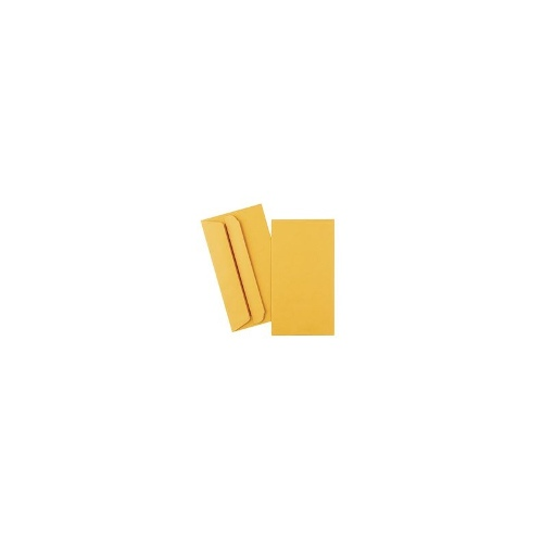 PPS Plainface Kraft Pay Envelopes 100 Pack