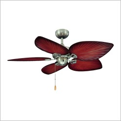 Hunter Pacific - Majestic Little Bay Ceiling Fan in Brushed Chrome - Ceiling Fans