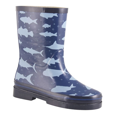 Wild Country Patch Gumboots - Bue, Kids, 2