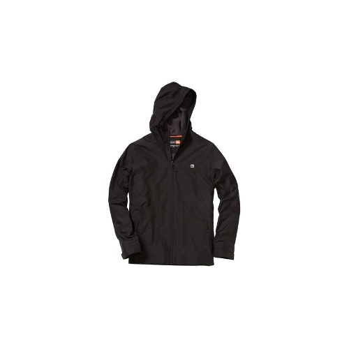 Quiksilver Cyclone Jacket - Mens, Anthracite, XL