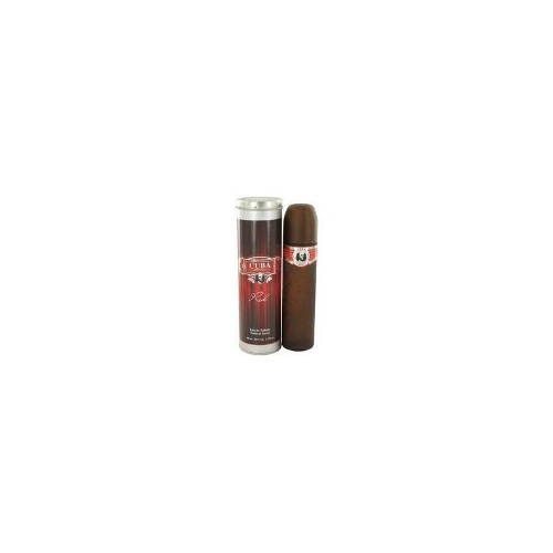 Cuba Red for Men by Fragluxe EDT Spray 3.4 oz