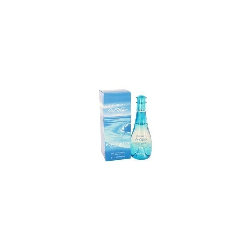 Cool Water Pure Pacific for Women by Davidoff EDT Spray (Limited Edition) 3.4 oz