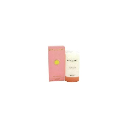 Bvlgari Rose Essentielle for Women by Bvlgari Body Lotion 6.7 oz