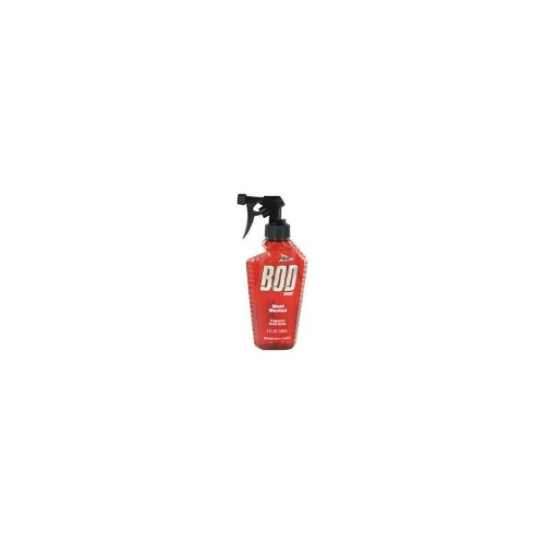 Bod Man Most Wanted for Men by Parfums De Coeur Fragrance Body Spray 8 oz
