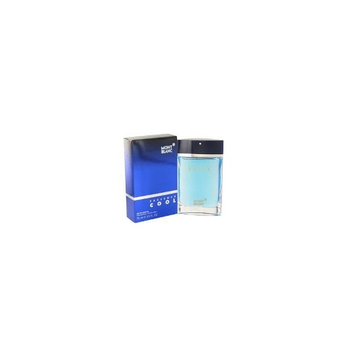 Presence Cool for Men by Mont Blanc EDT Spray 2.5 oz