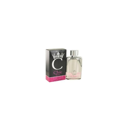 C Chic for Women by Mimo Chkoudra Eau de Parfum Spray 3.3 oz