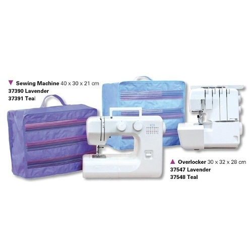 Sewing Machine Dust Cover Lavender
