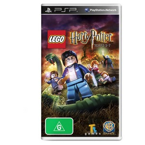 PSP Lego Harry Potter: Years 5-7