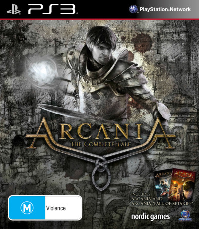 Arcania The Complete Edition