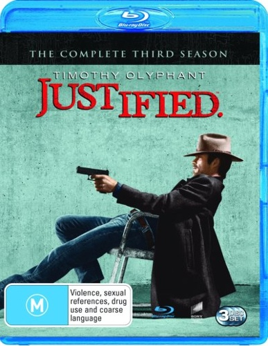 Justified: Season 3 (3 Discs)