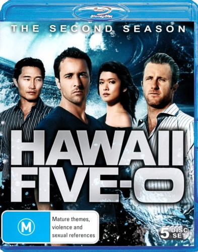 Hawaii Five-O (2010): Season 2 (5 Discs)