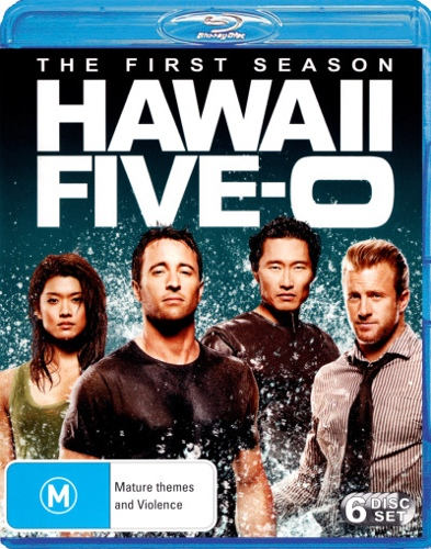 Hawaii Five-O (2010): Season 1 (6 Discs)
