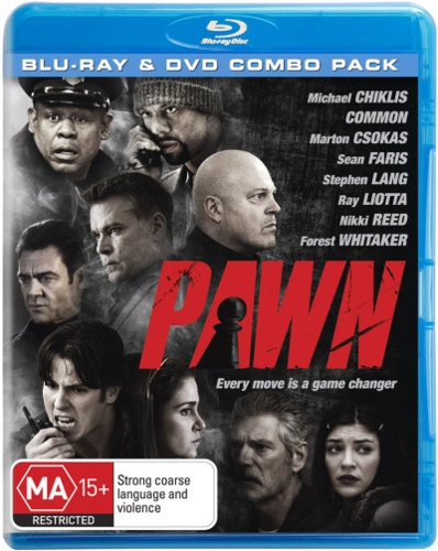 Pawn (Blu-ray/DVD) (2 Discs)