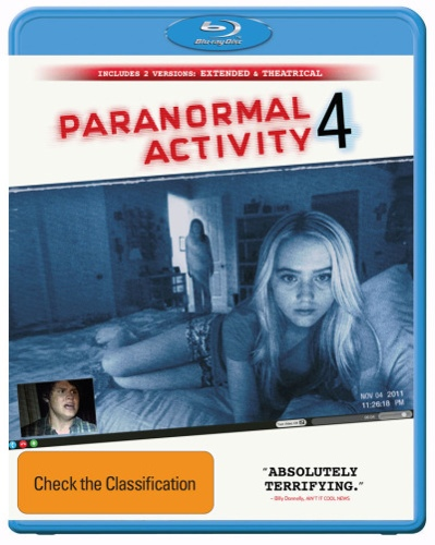 Paranormal Activity 4 (Extended Cut)