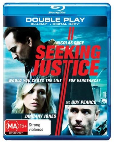 Seeking Justice (Blu-ray/Digital Copy) (2 Discs)