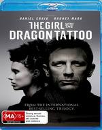 The Girl With the Dragon Tattoo (2011) (Blu-ray)