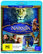 The Chronicles Of Narnia: The Voyage Of The Dawn Treader(Blu-ray/DVD)