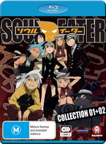 Soul Eater: Collection 1 and 2