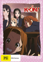 K-On! Vol. 01 W/ Limited Collector's Box