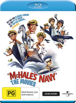 Mchale's Navy: The Movies - Double Feature
