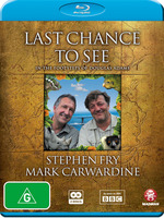 Last Chance to See - With Stephen Fry