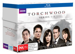 Torchwood: Series 1 to 3
