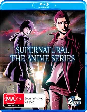 Supernatural: The Anime Series (2 Discs)