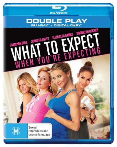 What To Expect When You're Expecting (Blu-ray + Digital Copy)