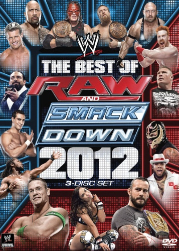WWE: Best of Raw and Smackdown 2012 (2 Discs)