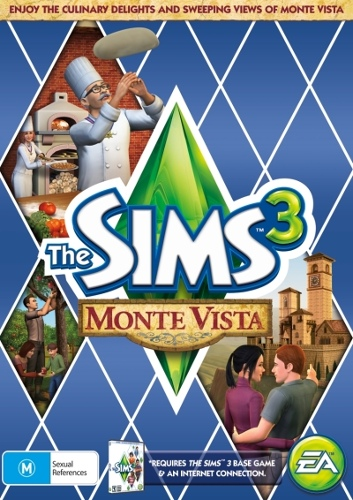 The Sims 3 Monte Vista (Add On)