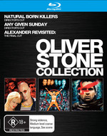 Alexander Revisited (The Final Cut) / Any Given Sunday / Natural Born Killers (R18+) (Oliver Stone)