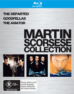 Goodfellas / The Aviator / The Departed (Martin Scorsese) (Blu-ray Triple)