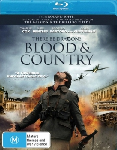 There Be Dragons: Blood and Country