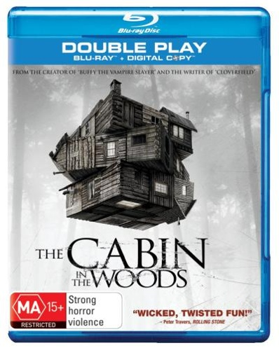 The Cabin in the Woods (Blu-ray/Digital Copy)