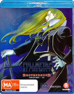 Fullmetal Alchemist: Brotherhood Collection 3 (Ep 27-39)