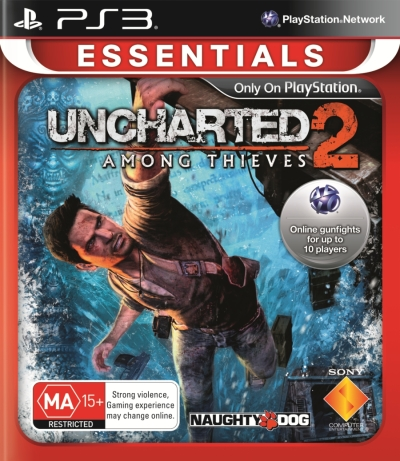 Uncharted 2 Among Thieves (Essentials)