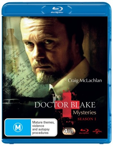 The Doctor Blake Mysteries: Season 1 (4 Discs)