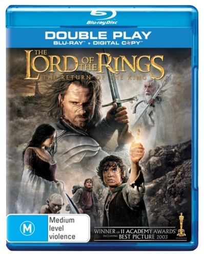 Lord of the Rings: The Return of the Kings (Blu-ray + Digital Copy)