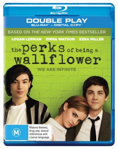 The Perks of Being a Wallflower (Blu-ray/Digital Copy) (2 Discs)
