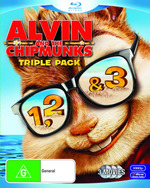 Alvin and the Chipmunks: 1-3