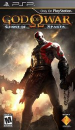 God of War Ghost of Sparta (PSP Essentials)