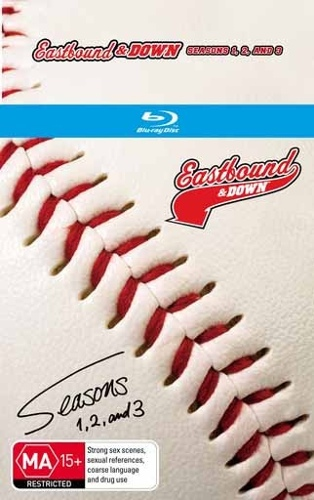 Eastbound and Down: The Complete Collection (6 Discs)