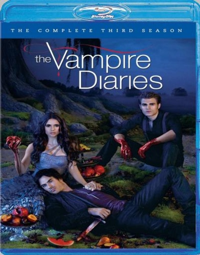 The Vampire Diaries: Season 3 (4 Discs)