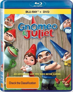 Gnomeo and Juliet (BD/DVD)