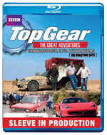Top Gear: Great Adventures Middle East