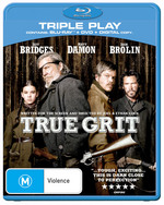 True Grit (2010) (Blu-ray/DVD)