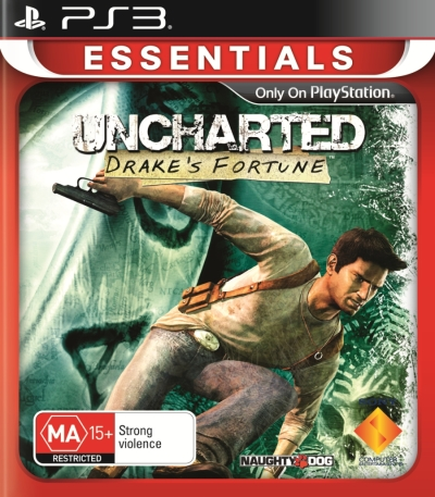 Uncharted Drakes Fortune (Essentials)